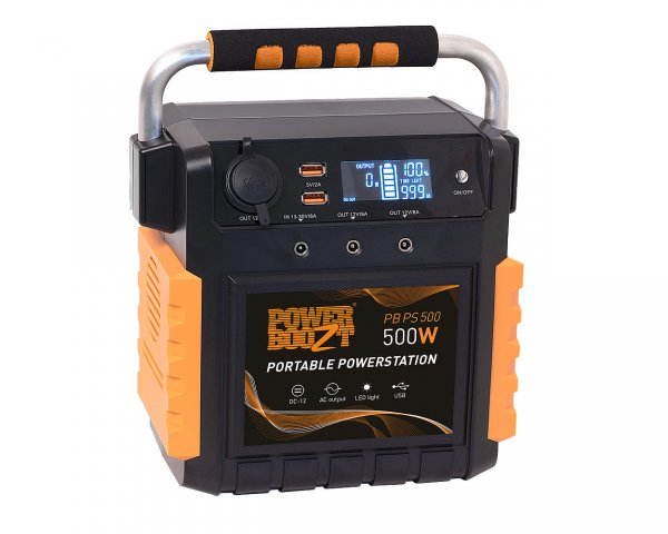 Portable Powerstation 500 W
