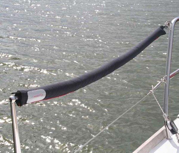 Railing wire pad