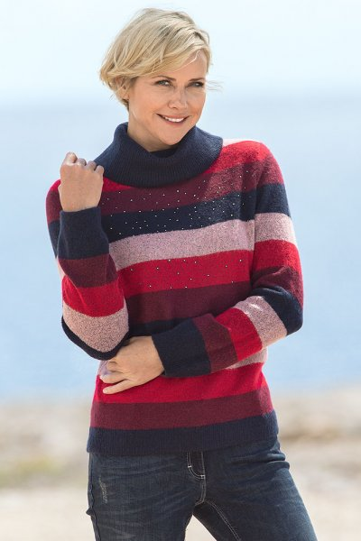 Betty Barclay Rollkragen Pullover