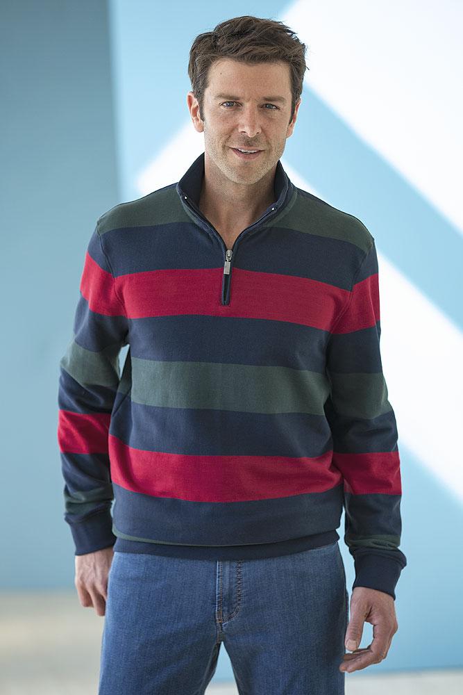 Capt. Scott Zipp Pullover | Pullover Sweater | Für Herren