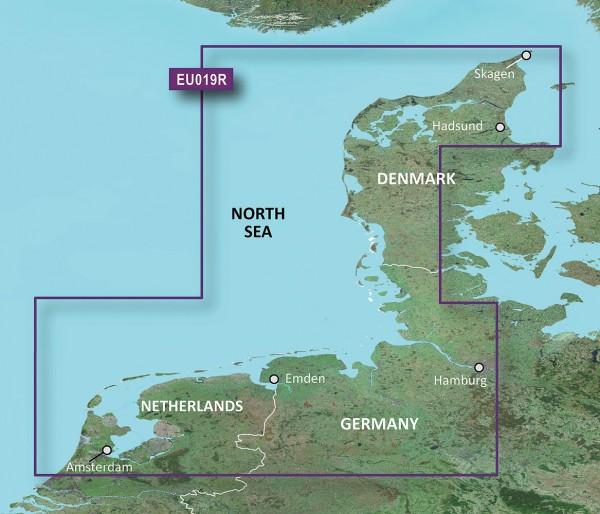 Garmin g2 Regular Atlantik EU019R - Alborg bis Amsterdam g2 mSD