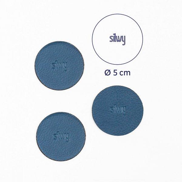 Silwy Metall-Nano-Gel-Pads klein