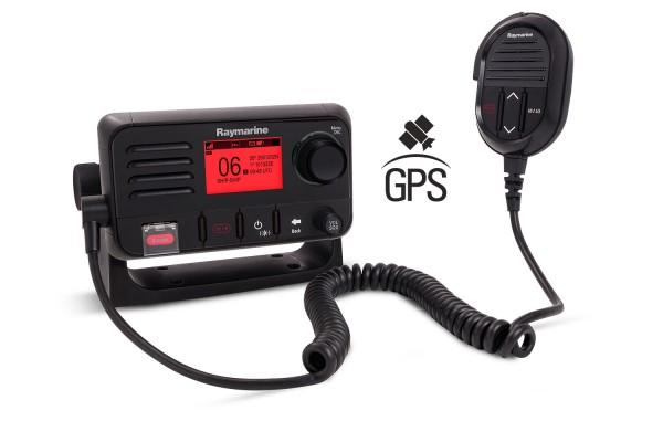 Raymarine Ray53 Radio with GPS