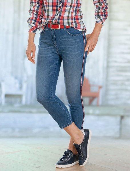 Anna Larssen Stretch Jeans
