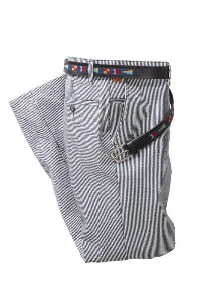 Seersucker pants wash&go