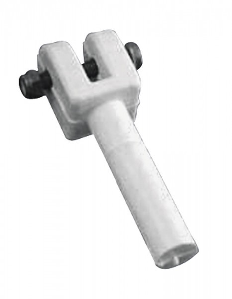 Nylon holder pin