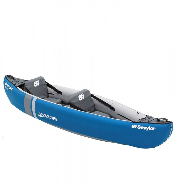 Sevylor kayak adventure
