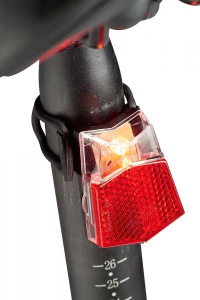 LED Frontlicht + Rücklicht