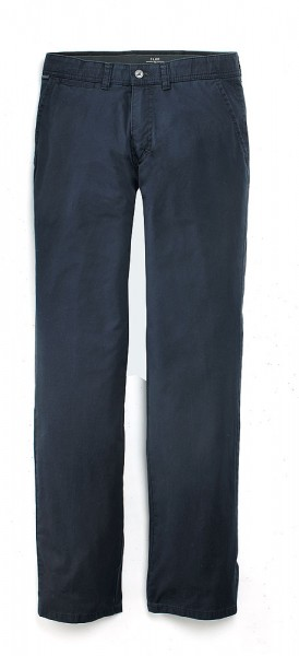 Club of Comfort Pima cotton trousers with Cold Black finish