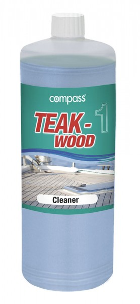 Teakwood cleaner