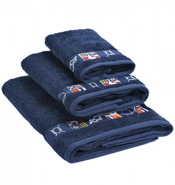 C.S. Maritime 3 Towel Set