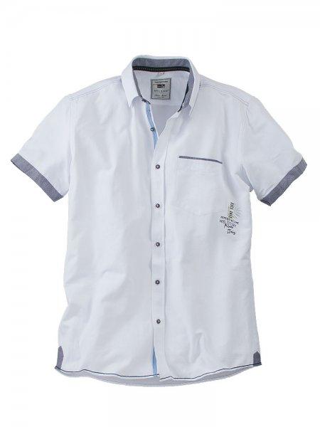 Milano Italy Kurzarm-Hemd