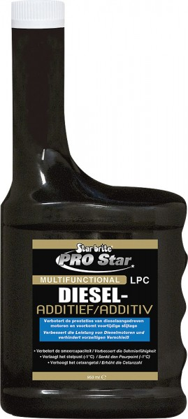 Starbrite® Pro Star LPC Diesel Additive