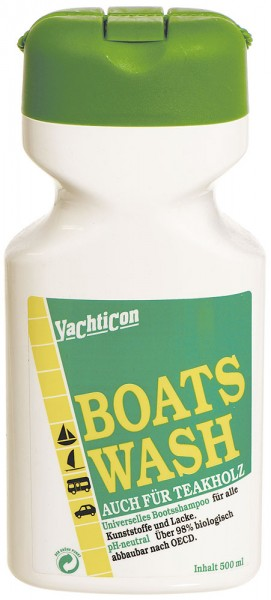 Boats Wash 500 ml