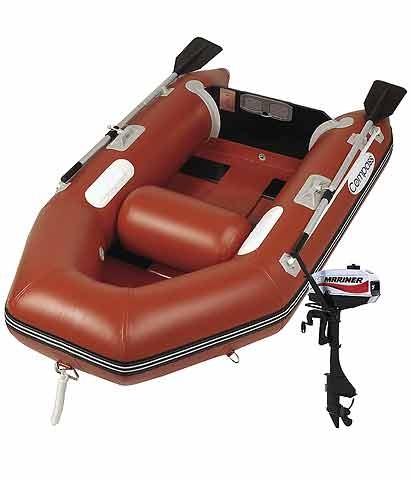Sitzrolle für Compass Schlauchboot