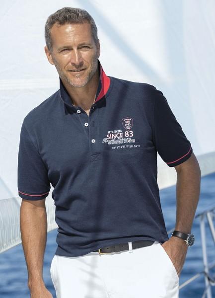 Capt. Scott Pikee-Poloshirt