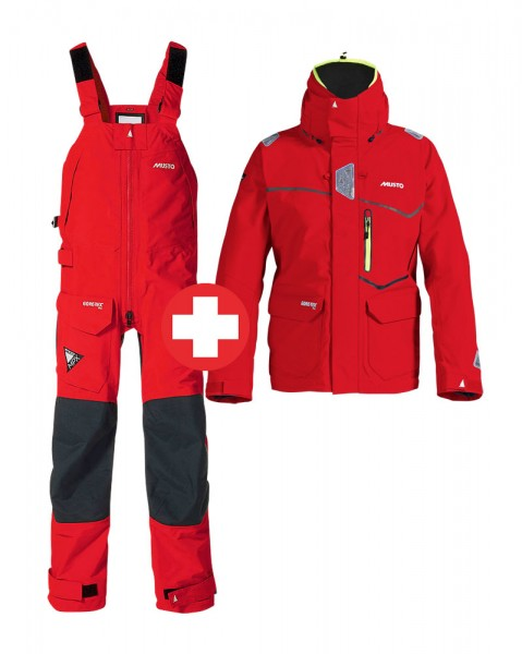 Musto MPX Race Offshore Set