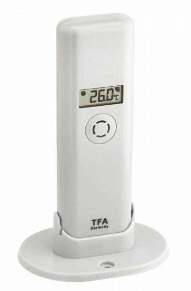 Temperatursender für WeatherHub SmartHome Wetterstation