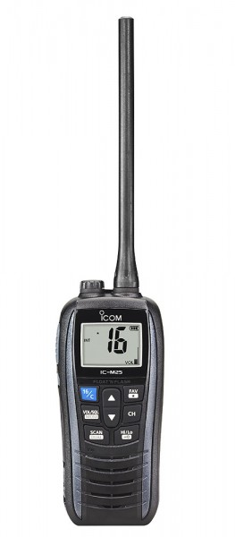 Radio portable Icom IC-M25