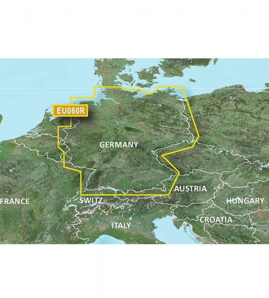 Garmin g2 Regular Eaux intérieures EU060R - Allemagne eaux intérieures g2 mSD